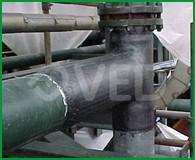 Rivestimento tubazioni con materiali compositi